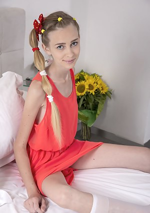 Girls Pigtails Porn Pictures
